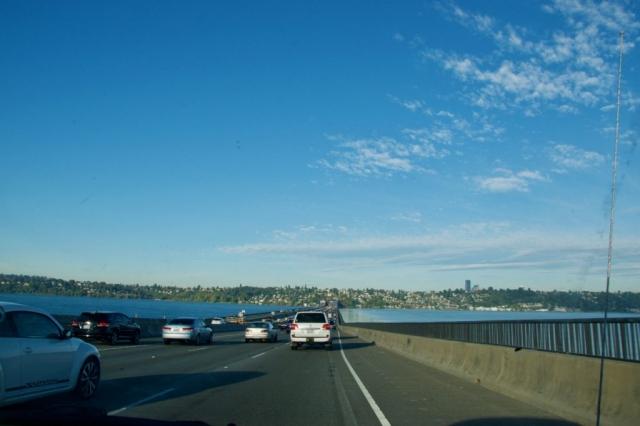 Droga do Seattle / Heading to Seattle
