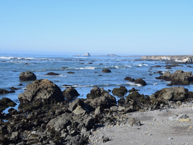 Kalifornijskie wybrzeże