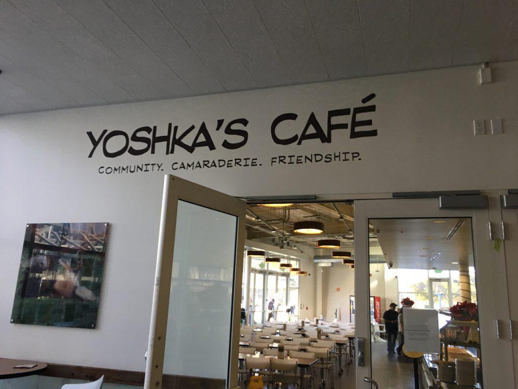 Kawarnia Yoshka w Google