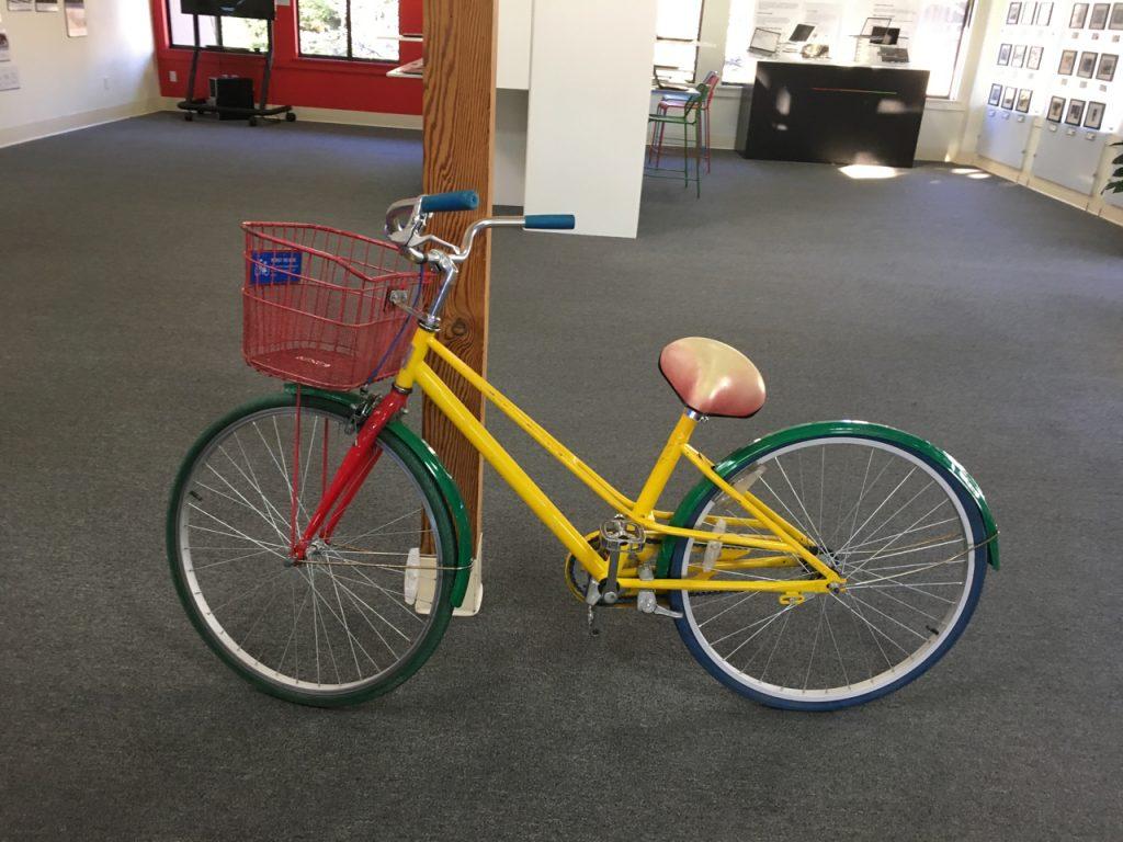 Wjazd do kampusu Google