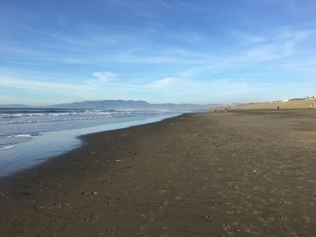 Plaża Ocean, San Francisco