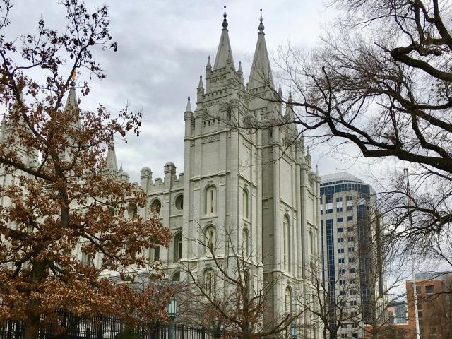 Świątynia w Salt Lake City