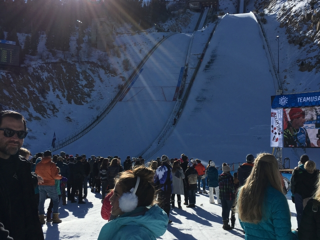 Skoki narciarskie w Salt Lake City