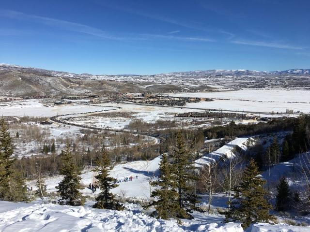 Okolice skoczni narciarskiej Salt Lake City