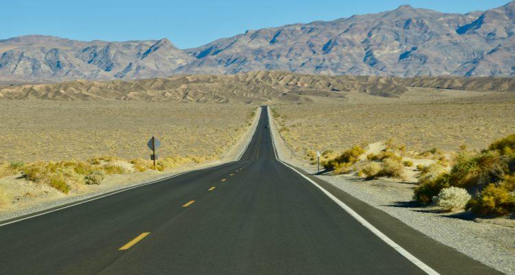 Dolina Śmierci, Kalifornia, USA