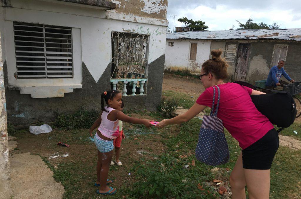 upominki dla Kubańczyków