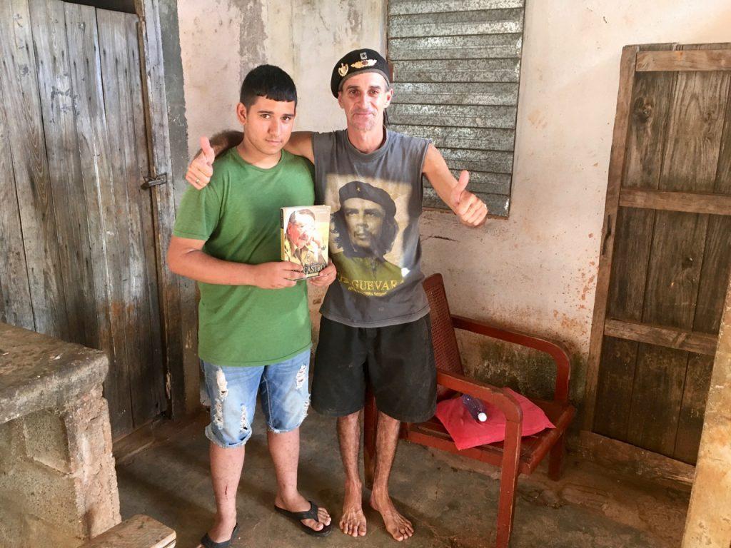 Kubańczycy wierni rewolucji