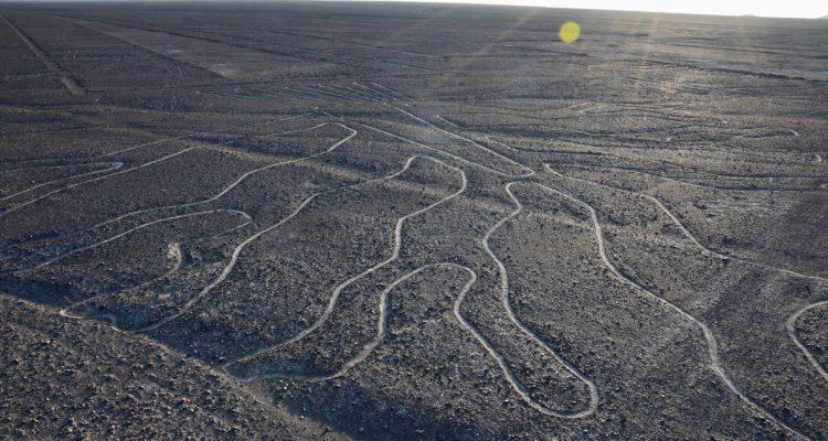 Linie Nazca, Peru