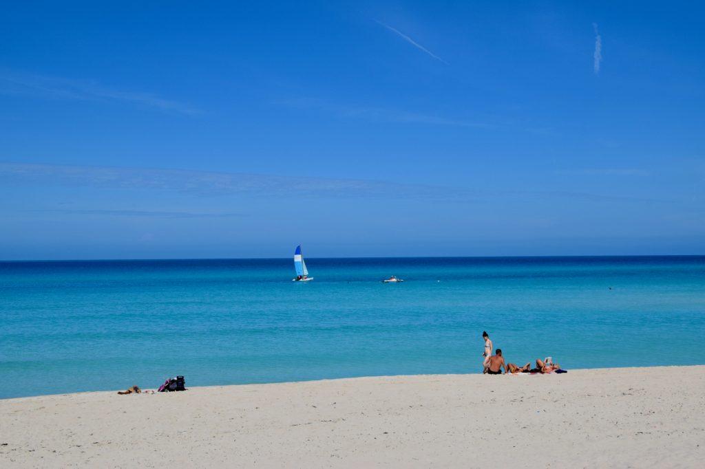 plaża Varadero, Kuba